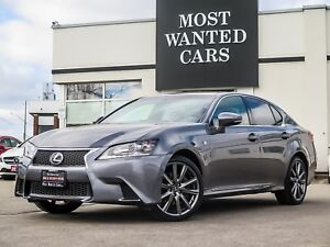 2014 Lexus GS 350 F Sport | NAVIGATION | CAMERA | COOLED SEATS |