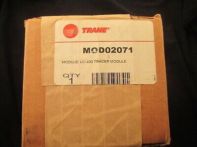 Trane Servicefirst Mod02071 Tracer Uc400 Module Hvac Control New