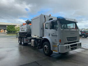 Iveco Acco 2350G 6,000Lt NDD Vacuum Excavator Vacuum Tanker Ormeau Gold Coast North Preview