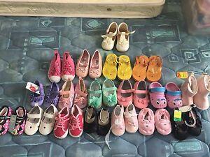 Baby & Girls Shoes Wanguri Darwin City Preview