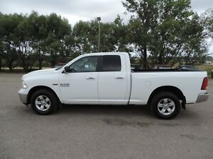 2014 RAM 1500 SLT Bluetooth, Tow Package, Box Liner