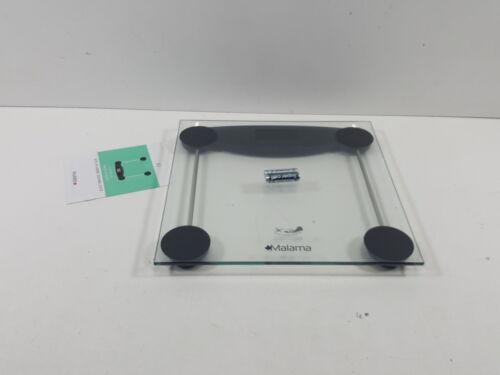 malama digital body weight bathroom scale weighing
