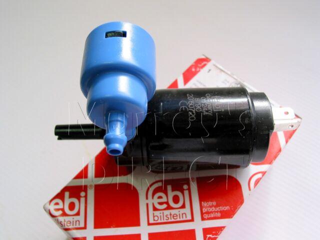 FEBI Front & Rear Screen Wash Washer Pump for VW Mk2 Golf GTI Corrado 333955651