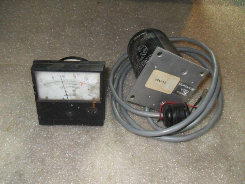 (V10) 1 BEEDE 0-15AMP AC AMMETER