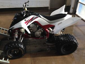 2009 Raptor 700 part out
