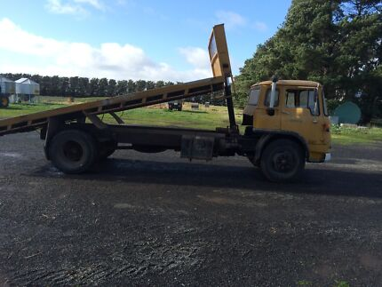 Tk Bedford tipper truck Skipton Pyrenees Area Preview