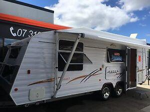 2007 Concept Ascot 19'6 Caravan Caboolture Caboolture Area Preview