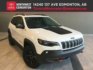 2019 Jeep Cherokee Trailhawk Elite | 4X4 | Heat Leather | Pano R