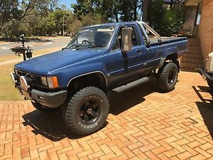 1983 Toyota Hilux Other Woodvale Joondalup Area Preview