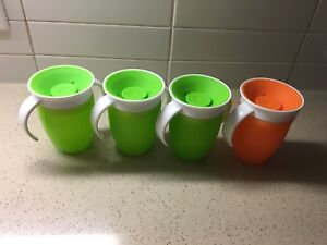 Munchkin 360 sippy cups