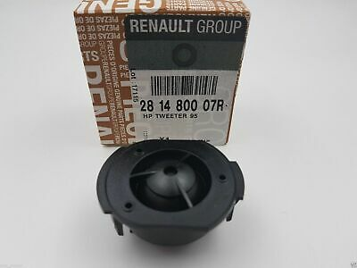Tweeter Renault Original Megane Clio Captur Kadjar Talisman Scenic 4 IV 3