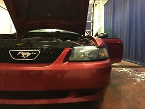 2003 Ford Mustang 5speed