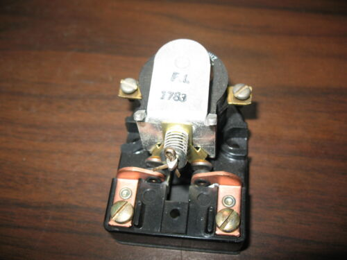 Square D 8501 C0-1 1HP Power Relay with 120V Coil