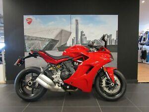 2018 Ducati Supersport