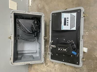 As Is Ati Air Techniques Tda-99m Respirator Leakage Tester Tda-99m Power Supply