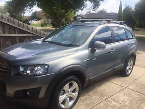 2011 Holden Captiva Wagon Narre Warren South Casey Area Preview