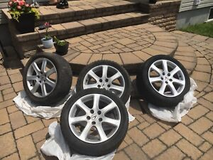 Acura TSX mags and tires 375 nego
