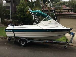 Fishing Boat - 1998 STEJCRAFT 470 SPORTS FISHER Balgowlah Manly Area Preview