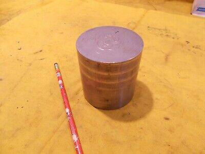 Stainless Steel Round Bar Stock Non Magnetic Tool Die Rod 3 14 Od X 3 14 Oal