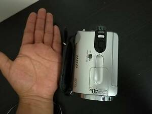 Sony Handycam Camcorder DCR-SR42 30GB Hard Disk Drive 40xOp St Kilda East Glen Eira Area Preview