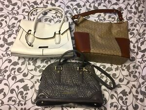 Designer Bags! Only $10 for all 3!!!