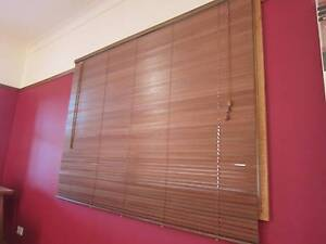 Studio timber venetian blind Jerrabomberra Queanbeyan Area Preview