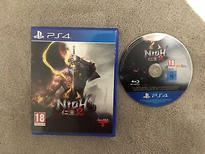 Nioh 2 PS4 - Used Good Condition, used for sale  Shipping to Nigeria