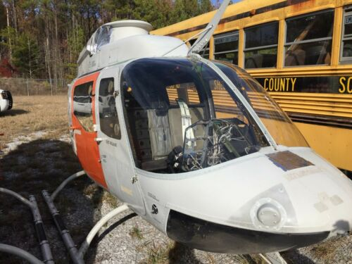 Bell OH-58 A HELICOPTER ENGINE COWLING COVER Oh58