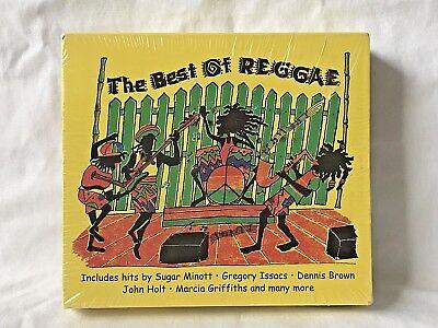 Best Of Reggae 3 CD Set Jammin' Classics Time Music International Sealed