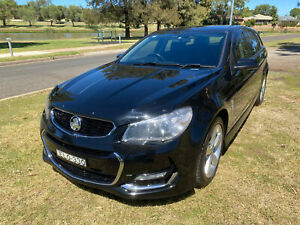 2015 HOLDEN COMMODORE SERIES II SV6 WAGON  Forbes Forbes Area Preview