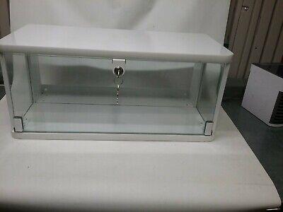 Display Case Wall Mount 22x10x10