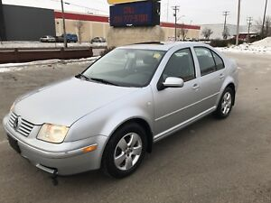 2004 Volkswagen Jetta TDI DIESEL! Sport Edition , NEW SAFETY,