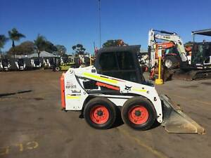 Bobcat S450 -Hand and Foot control-EXCELLENT CONDITION-LOW HOURS! Kenwick Gosnells Area Preview