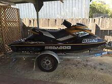 Supercharged Seadoo JetSki and trailer for sale Wingham Greater Taree Area Preview
