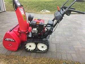 Honda HS724 Snowblower *** Electric Key Start***