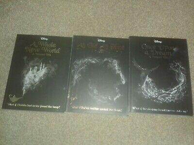Disney twisted tale 3 books