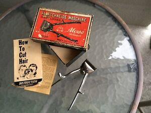 Antique Hairclippers Mint in Box !!!