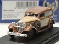 W150 blau BoS-Models Mercedes 770 1940-1:87 Limousine #87721