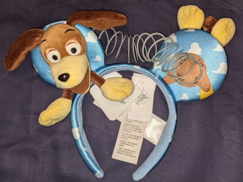 Disney Parks Slinky Dog Toy Story Land Cloud Ears Headband New 2021