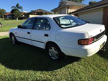 1995 Toyota Camry Sedan Rutherford Maitland Area Preview