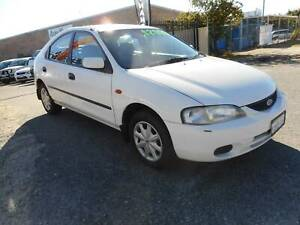 1998 Ford Laser GLXi Automatic Hatchback Wangara Wanneroo Area Preview