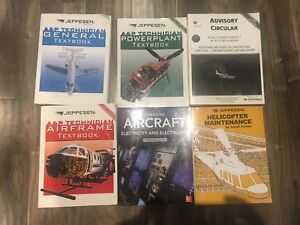 Nscc- aviation institute mechanical books