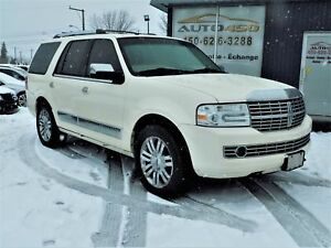 Lincoln Navigator Ultimate 2007 ***DVD,CUIR,MAGS 20 POUCES***