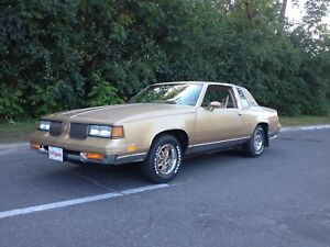 1988 Oldsmobile Cutlass Street Strip