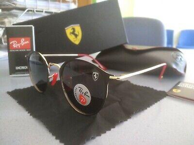 Gafas de sol Ferrari 3602 polarizadas NEGRA