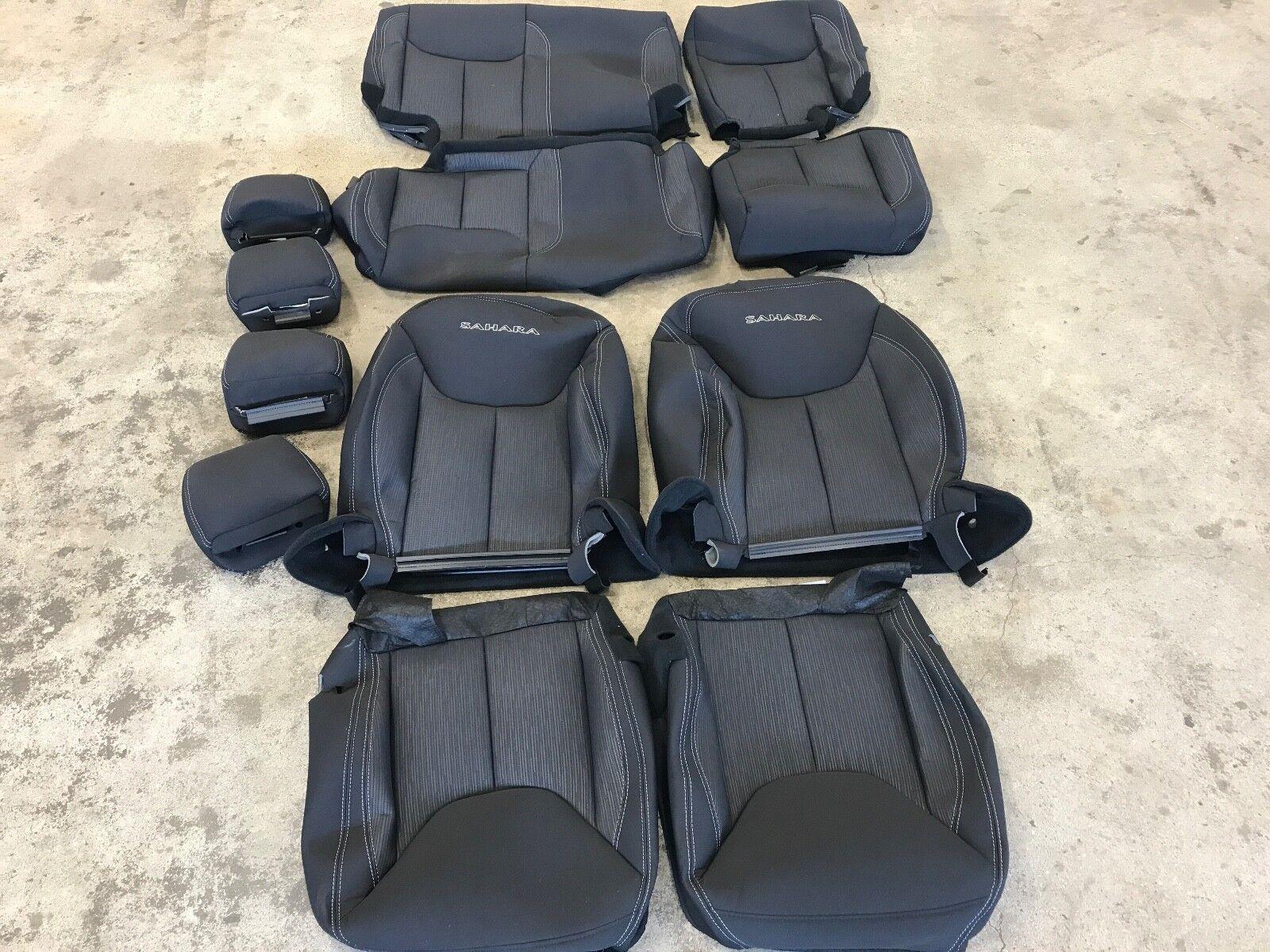 oem jeep seat covers velcromag. Black Bedroom Furniture Sets. Home Design Ideas
