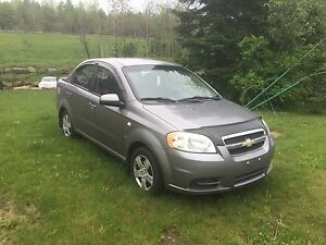 Chevrolet Aveo 2008 LS Berline Automatique