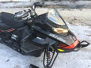 2017 Skidoo Renegade X 850 with E Start