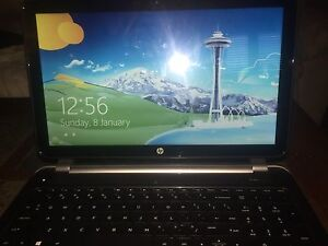 HP LAPTOP WITH TOUCH SCREEN(GAMING )