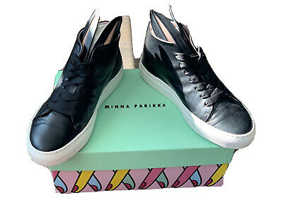 Minna Parikka Bunny Sneakers EU 8; worn 2x - stored/shipped with box